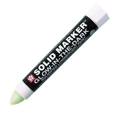 Sakura Solid Paint Marker - Glow in the Dark Solid Permanent Paint Stick