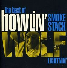 Howlin' Wolf - Smokestack Lightnin: Best of [New CD] UK - Import