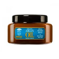ARGANIA SPINOSA ARGAN OIL SPECIAL TREATMENT MASQUE  FOR DRY/FRIZZY HAIR - 200ML