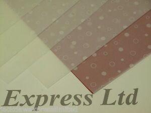 Printed Vellum - White Dots 25 Sheets A4 Cardmaking Scrapbooking Crafts AM496
