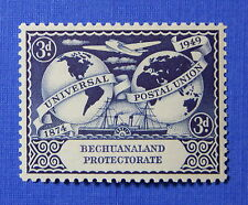 1949 BECHUANALAND PROTECTORATE 3d SCOTT# 150 S.G.# 139 UNUSED NH         CS20410