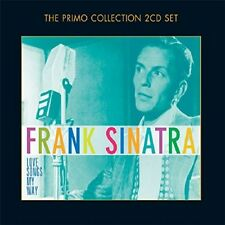 FRANK SINATRA - LOVE SONGS MY WAY 2 CD NEW+