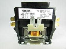DEFINITE  PURPOSE CONTACT 40AMP-2POLES-120V  50/60Hz FOR HEAT PUMP, A/C REFRIGER