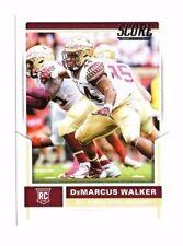 Demarcus Walker, (Rookie) 2017 Panini Score, #402, Football Card