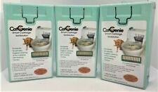 3x 15oz CATGENIE SaniSolution Smart Cartridge Solution 60 Washing Cat Litter Box