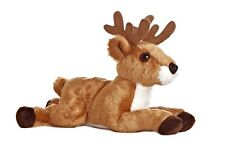 "Aurora DEER 8"" Flopsie Plush Buck Floppy Stuffed Animal NEW"