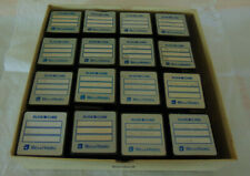 BUNDLE OF 16 BELL & HOWELL  SLIDE CUBE TRAYS / SLIDE STORAGE BOXES