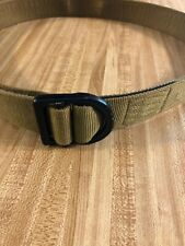 "5.11 Men's Tactical Operator 1 3/4"" Belt, Size 2X Large 42-46"" in Coyote Brown."