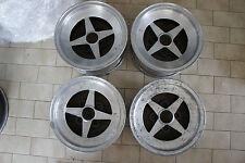 "JDM WORK Equip 01 13"" rims wheels ae86 ta22 datsun long champ ke70 dx ssr"