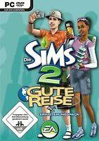 Die Sims 2: Gute Reise! (Add-on) von Electronic Arts GmbH   Game   Zustand gut