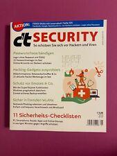 CT 1/2021 ... Security ... 11 Sicherheits-Checklisten... ungelesen/ Neuwertig