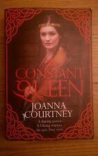 The Constant Queen by Joanna Courtney paperback 2016 advance review copy arc
