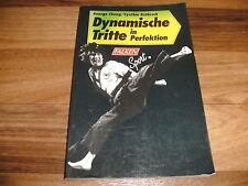 Chong Lee -- DYNAMISCHE TRITTE / SCHWIERIGE TECHNIKEN/Grundlagen f. d. Zweikampf