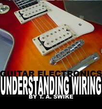 Guitar Electronics Electric Wiring Diagrams Instructions Book on Cd