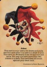Doomtown: Joker [Moderately Played] Episode 1 & 2 Deadlands CCG