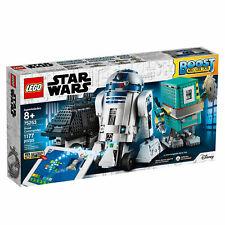 75253 LEGO Star Wars BOOST Droid Commander Build & Code Set 1177 Pieces Age 8+