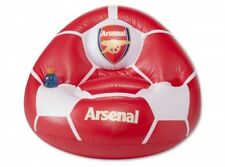 Official Licensed Football Product Arsenal Inflatable Chair Red Crest Gift Fun