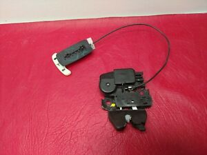 2016-2017 NISSAN SENTRA 18K TRUNK LOCK LATCH ACTUATOR OEM