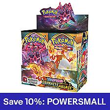 Darkness Ablaze Sword & Shield Booster Box Pokemon TCG English Sealed