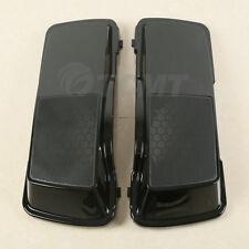 """6X9"""" Saddlebag Speaker Lids For Harley Touring Glide FLHR FLTR FLHX 1994-2013"""