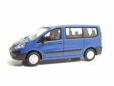 "MondoMotors 53105 FIAT SCUDO Combi ""BLU"" - METAL Scala 1:43"
