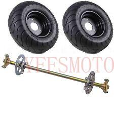 "Rear Axle Brake Disc Hub +13x5.0-6"" wheel rim tire F Go Kart Cart Quad ATV Buggy"
