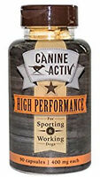 CanineActiv High Performance Promotes Endurance Recovery Mobility Dog 90ct