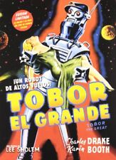 TOBOR THE GREAT (TOBOR EL GRANDE) - NEW - English with Español&french subs