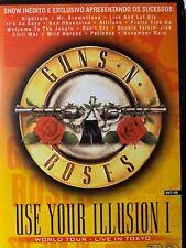 Guns 'N ' Roses - Use Your Illusion I- World Tour (DVD),