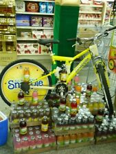 RARE Collectible Limited Special Promo Snapple Full Suspension Mountain Bike