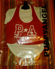 Red Jersey with separet white t-shirt  Puppy Angel Size XXL NEW