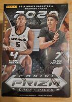 2020-21 Panini Prizm Draft Picks Basketball Collegiate Blaster Box Brand New.