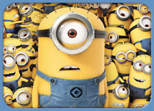 Jigsaw Puzzle Entertainment Despicable Me Minions the movie 200 pieces NEW