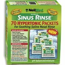 NeilMed Sinus Rinse Kit 70 Each