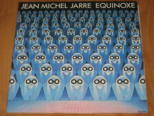 Jean Michel Jarre - Equinoxe LP 1978 Electronic / TOP