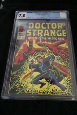 Doctor Strange #171 CGC 7.0 Silver Age 08/68 Full Page Ad for Silver Surfer #1