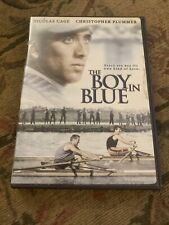 THE BOY IN BLUE DVD NICHOLAS CAGE Rare Ned Hanlan Rower Sculler Rowing Champ