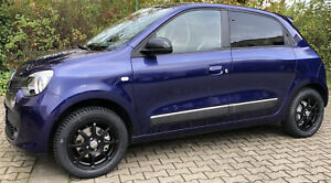 Winter Wheels Renault Twingo III Fulda DBV Bali. II Alloy Black Factory New