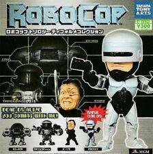 Set 5pcs Robocop ED-209 Murphy Toy Figure Doll New in Box 8cm