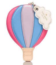 NWT $78 Kate Spade get carried away hot air balloon Coin Purse! Organizer
