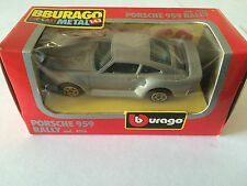 Bburago Burago Porsche 959 Rally Cod. 4126 Years 1983 Scale 1/43 in Box