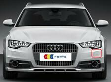 NEW GENUINE AUDI A6 ALLROAD 11-14 N/S LEFT HEADLIGHT WASHER COVER CAP 4G0955275C