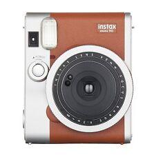 Fotocamera Istantanea FujiFilm Fuji Instax Mini 90 Neo Classic (Silver/Brown)