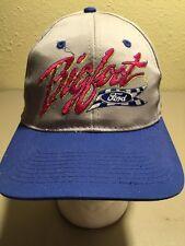 Vintage Snapback Cap Hat Trucker Bigfoot Racing Ford  4X4 Monster