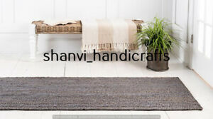 Natural Jute Rug For Home Decoration Carpet Modern Rectangle Rugs 5x8 Feet Rugs