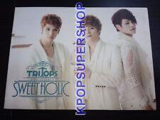 Tritops 1st Mini Album Sweetholic Promo CD Great Cond. RARE