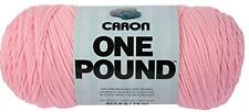 Caron One Pound Yarn, 16 Ounce, Soft Pink, New, Free Shipping