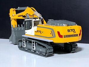 LIEBHERR LITRONIC R970-SME EXCAVATOR(FACELIFT)64-2002,WSI TRUCK MODELS