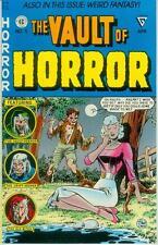 Vault Of Horror # 5 (Story Sampler, EC réimpressions, 68 pages) (États-Unis, 1991)