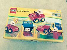 Lego Duplo 2937 Cargo Wagon HTF  New sealed boxes